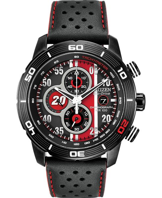 "Citizen  Primo Eco-Drive ""Matt Kenseth"" Men's Watch 45mm"