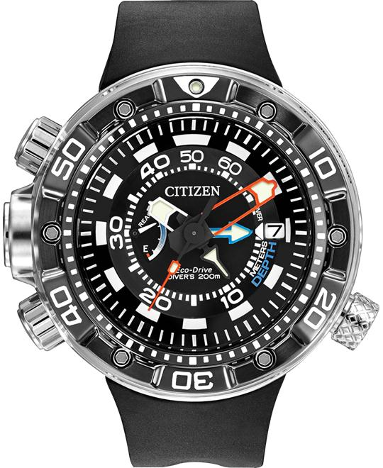 Citizen Promaster Aqualand 200M Depth Meter Watch 53