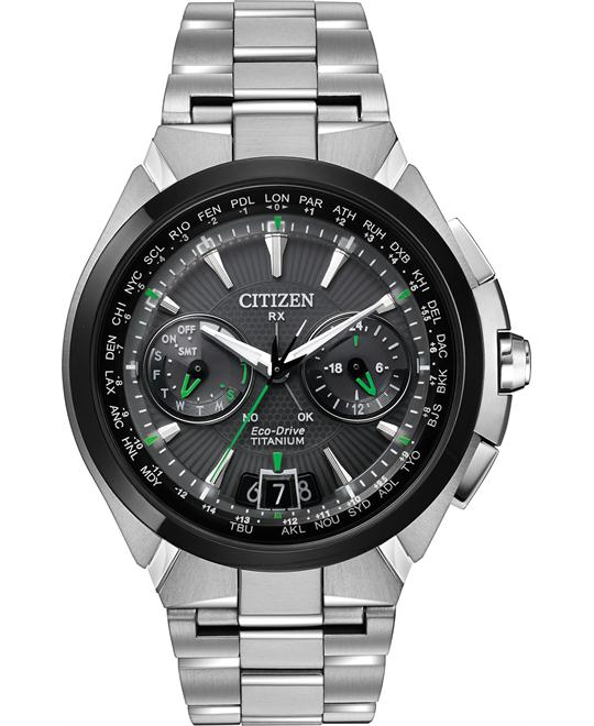 Citizen SATELLITE WAVE ECO -DRIVE Watch 48mm