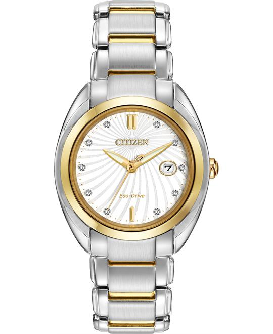 Citizen Women's Celestial Japanese Watch, 27mm