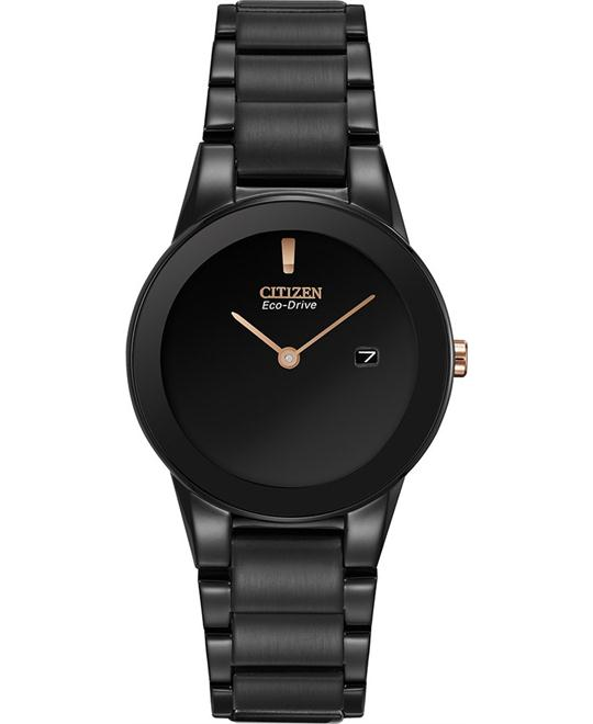 Citizen Axiom Eco-Drive Black Watch 30mm