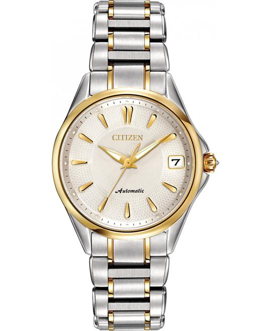 Citizen Women's Grand Classic Automatic Watch, 33mm
