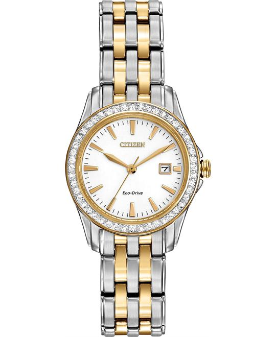Citizen Silhouette Japanese Women's Watch 28.5mm