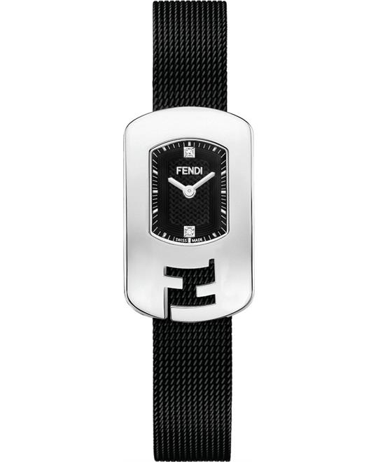 Fendi Chameleon F340021000D1 Watch 18x31mm