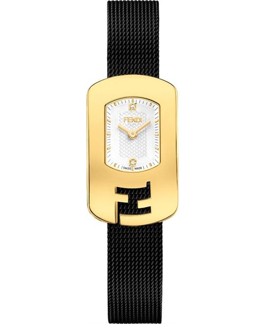 Fendi Chameleon F341424000-D1 Watch 18x31mm