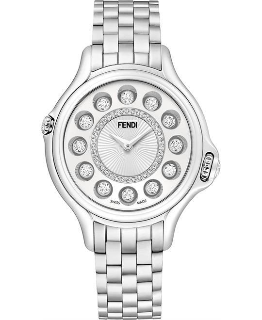 Fendi Crazy Carats F107034000D2T05 Watch 38mm