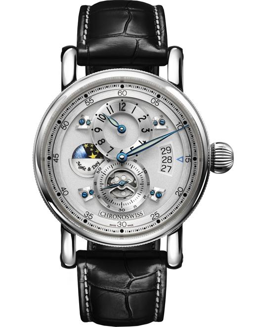 Chronoswiss Regulator CH-8763-SISI Night and Day 41