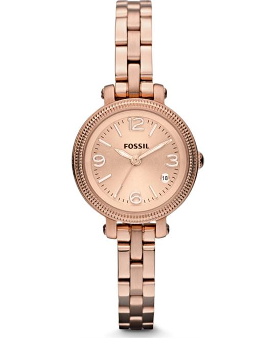 Fossil Women's Rose Bracelet 26mm