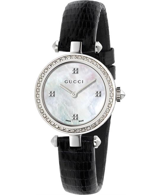 đồng hồ Gucci Diamantissima Diamond Swiss Watch 27mm