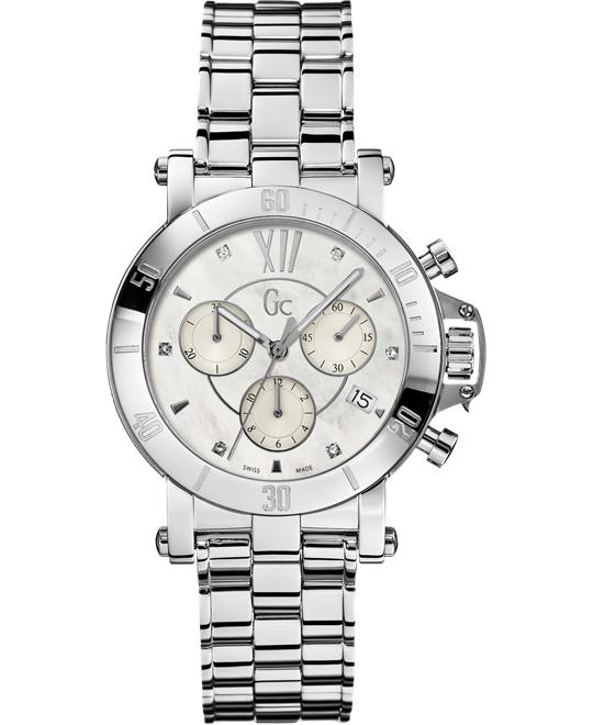 Guess Collection Gc Femme Men's Chronograph Watch, 37.5mm