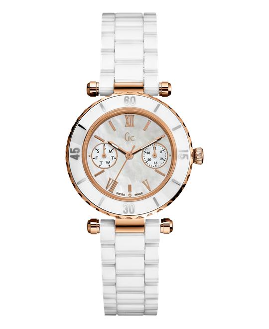 Guess Gc Diver Chic Collection Unisex Watch 34mm