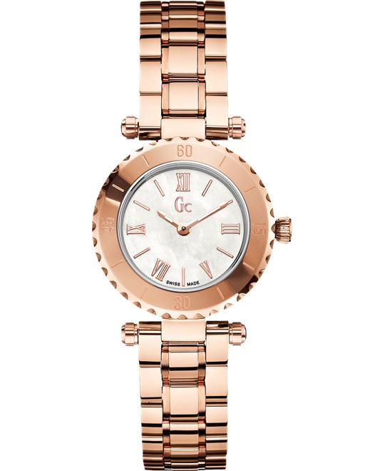 GUESS GC Mini Chic Timepiece, 28mm