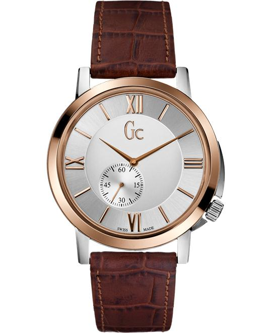 GUESS Gc SlimClass Timepiece Men's 42mm