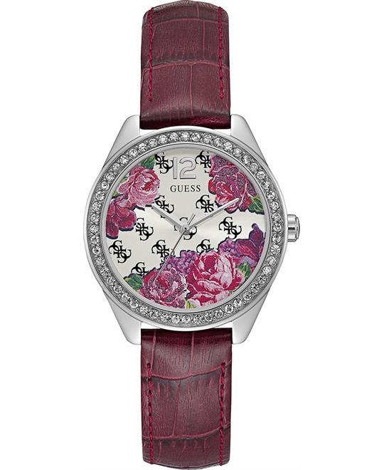 đồng hồ nữ Guess Mini Rosa Swarovski Watch 36mm
