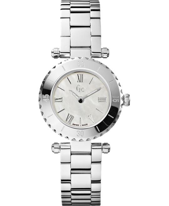 GUESS Women's Gc Mini Chic Timepiece, 28mm