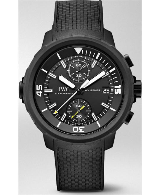IWC Aquatimer IW379502 Chronograph Mens Watch 45mm