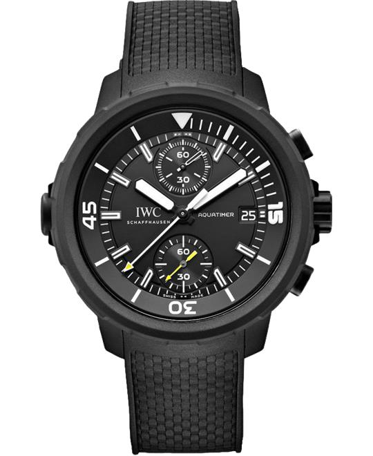 IWC Aquatimer IW379502 Chronograph Watch 45mm
