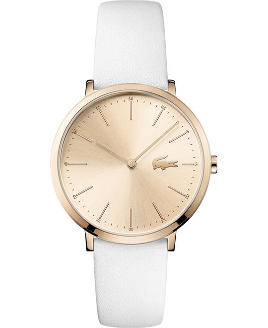 Lacoste Women's Moon Analog Rose-Gold  Watch 35mm