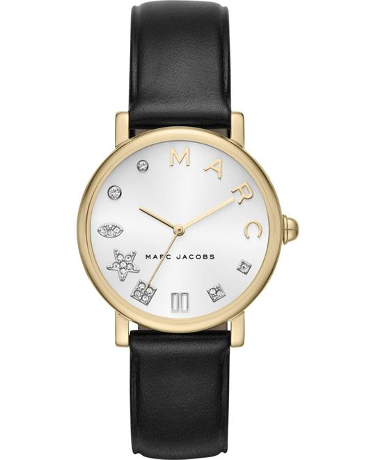 Marc Jacobs Classic Quartz Stainless Steel Watch 36mm