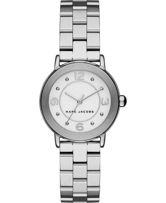 Marc Jacobs Riley Stainless Steel Bracelet Watch 28mm