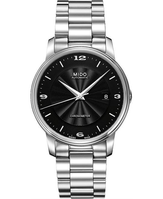 Mido Baroncelli M010.408.11.057.00 Chronometer 39mm