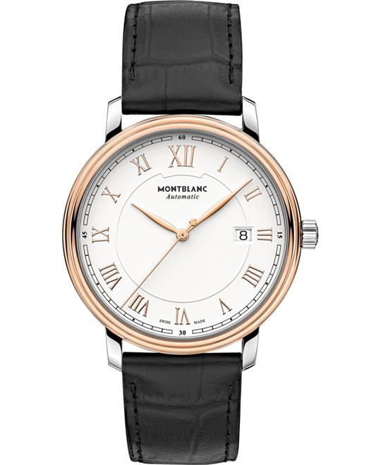 MontBlanc Tradition Automatic Men's Watch 40mm