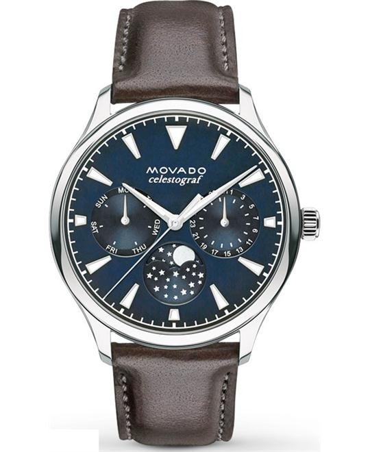 dong ho MOVADO HERITAGE SERIES WATCH 36mm