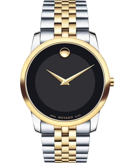 MOVADO Museum Classic Men's Watch 40mm