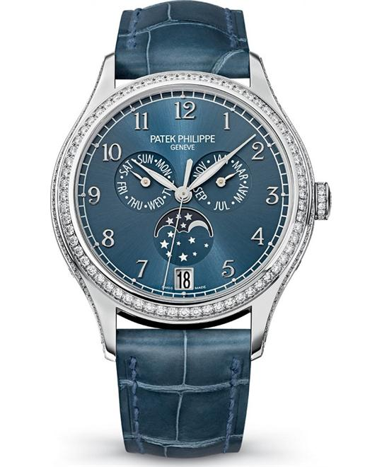 PATEK PHILIPPE 4947G Complications Automatic Watch 38mm
