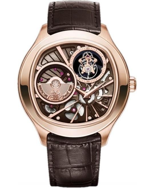 ĐỒNG HỒ TOURBILLON Piaget Emperador Cushion-Shaped G0A39042 46mm