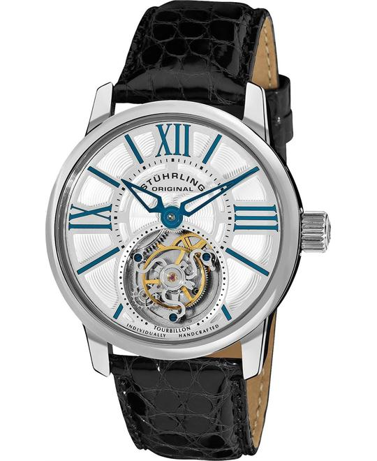 Stuhrling Original Tourbillon 296D.331X2 Men's, 42mm