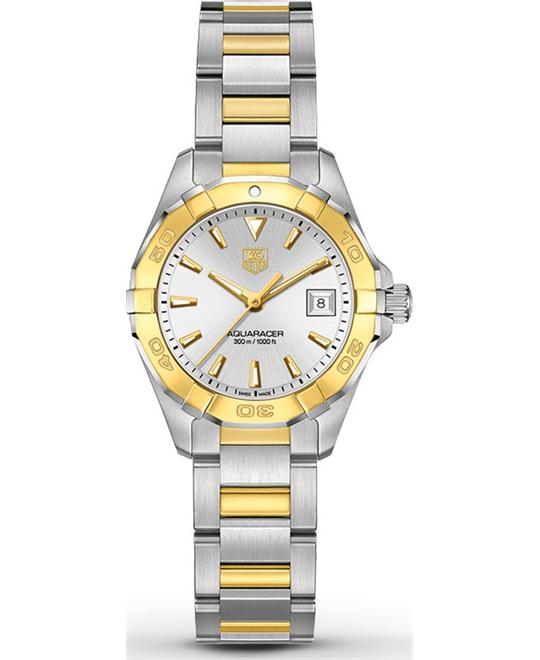 TAG Heuer WAY1455.BD0922 Aquaracer Gold 27mm