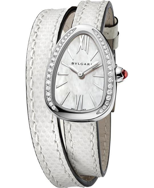 BVLGARI SERPENTI 102781 SPS27WSDL WATCH 27MM