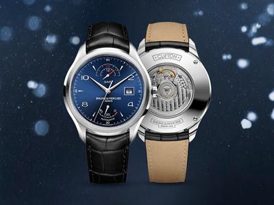 BAUME ET MERCIER CLIFTON WATCHES COLLECTION