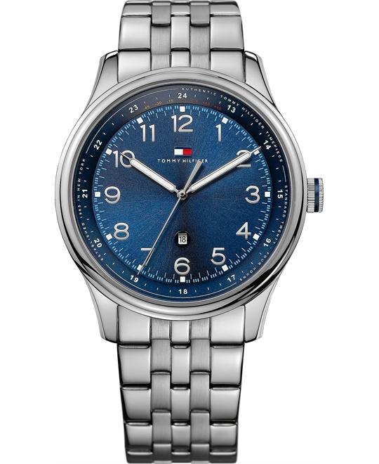 Tommy Hilfiger Men's Stainless Steel 44mm