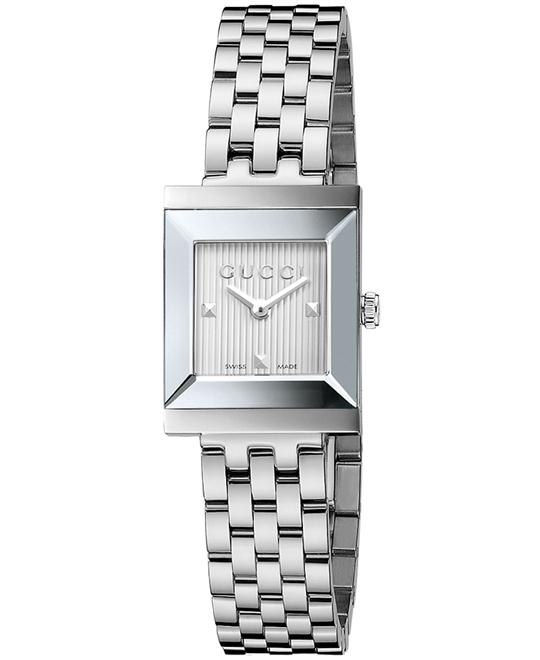 Gucci G Frame  Women's Stainless Steel Watch 24mm