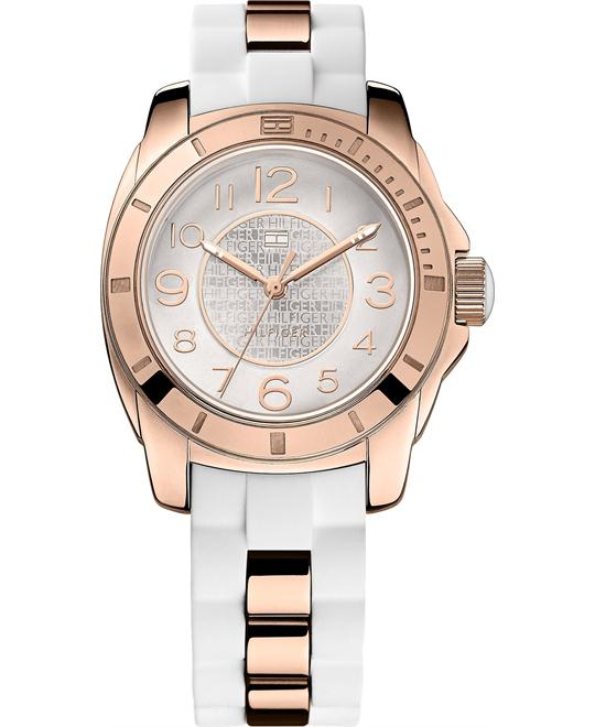 Tommy Hilfiger Women's Gold, 38mm