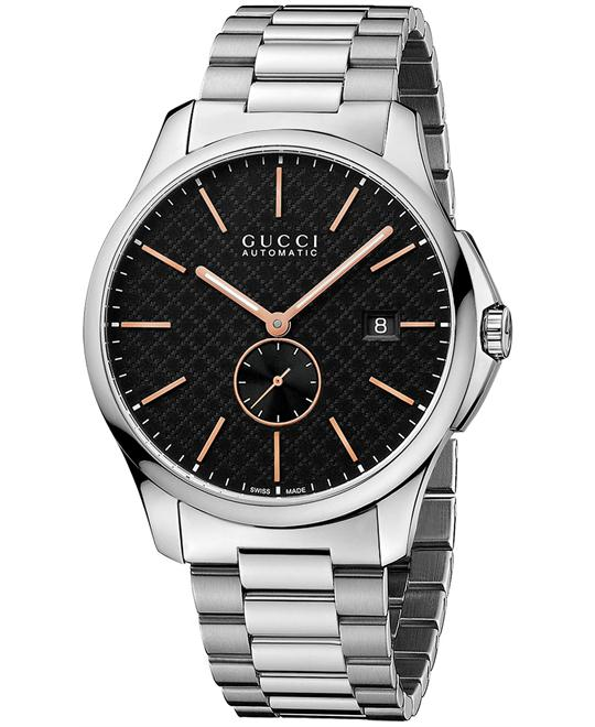 Gucci G-Timeless   Men's Automatic Stainless Steel 40mm