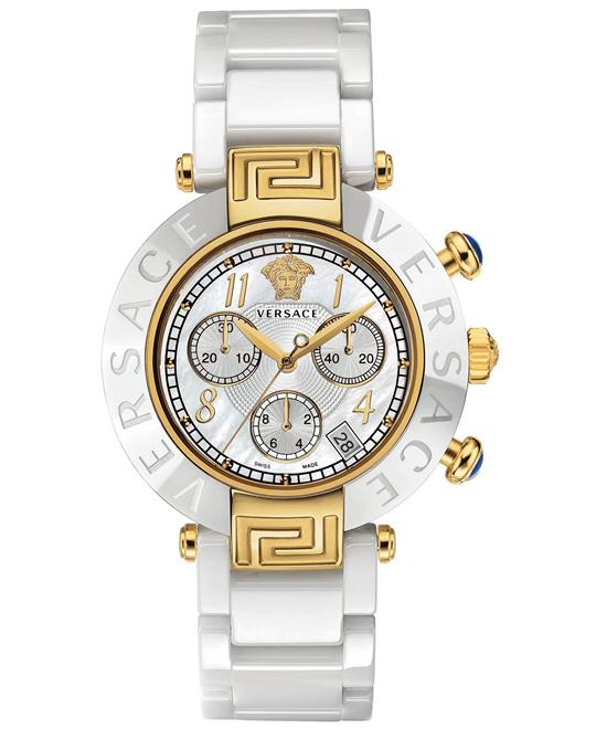 Versace Reve Swiss Ceramic Watch 40mm