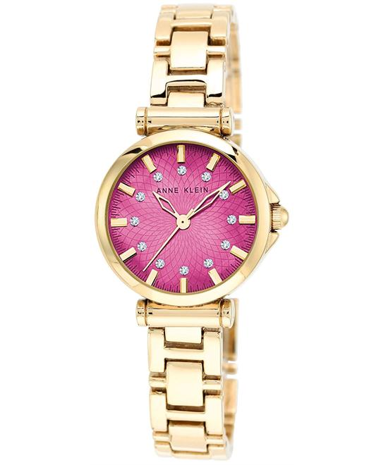 Anne Klein Women's Gold Watch 28mm