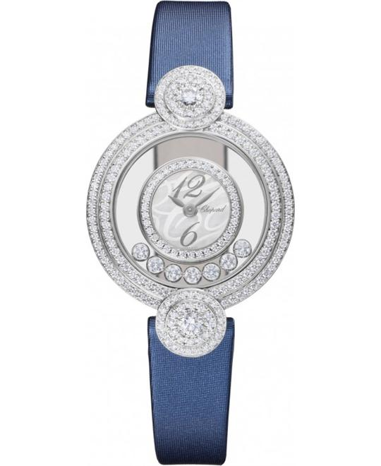 Chopard 209341-1001 HAPPY DIAMONDS 18-KARAT 29.40mm