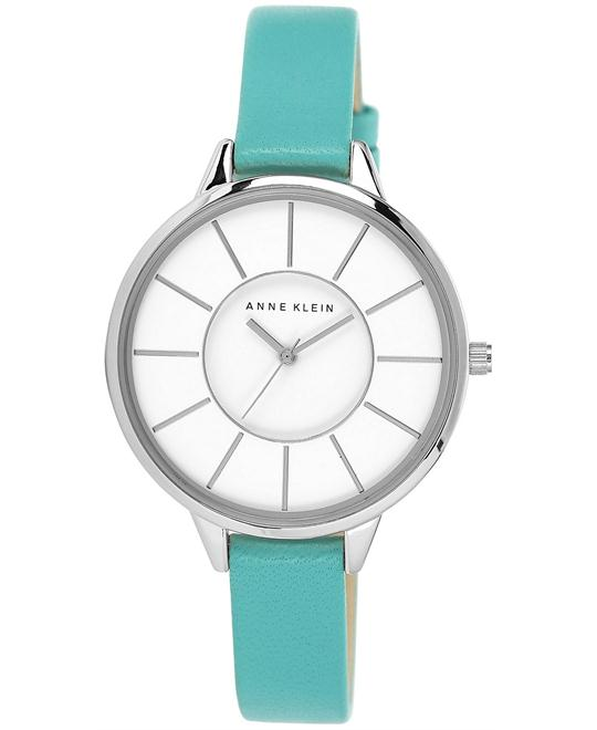Anne Klein Women's Leather Watch 38mm