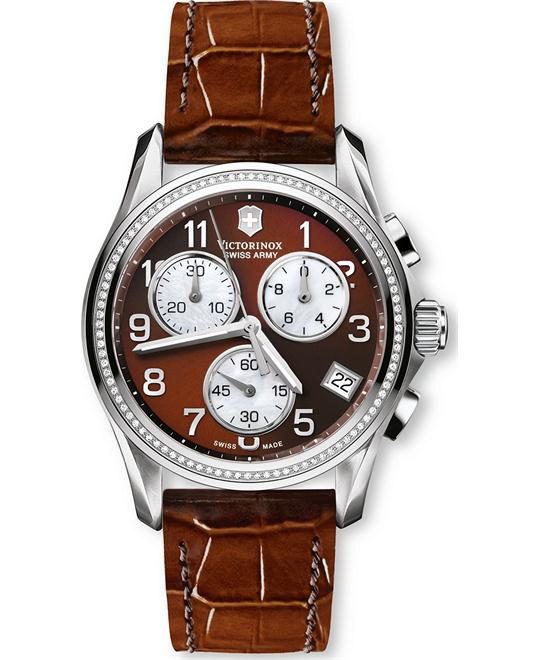 Victorinox Swiss Army Chrono Classi Diamond Watch 41