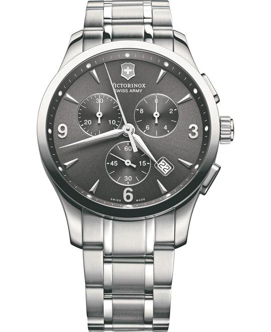 Victorinox Swiss Army Alliance Chronograph Watch 42mm