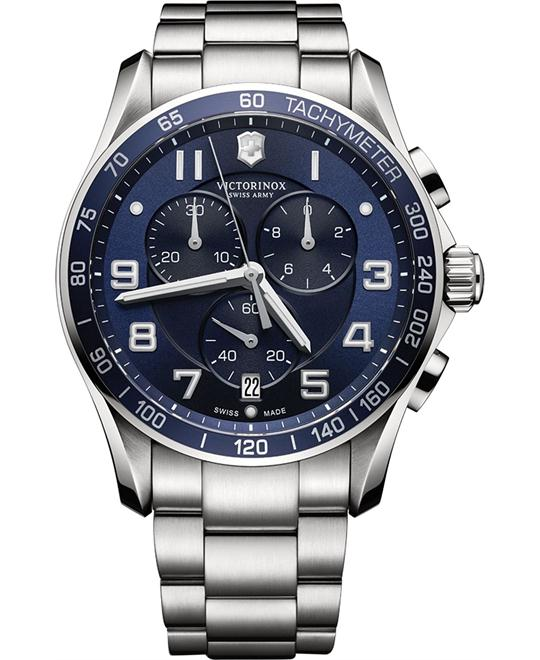 VICTORINOX Chrono Classic XLS Men's Watch 45mm