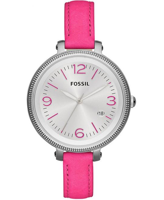 Pink Fossil Women'S Watch  42mm