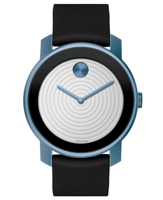 Movado Bold Aluminum Unisex Watch 43.75mm