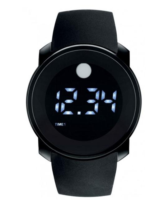 Movado Unisex Swiss Digital Bold Watch 45mm