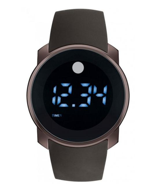Movado Bold Touch Screen Digital Time Unisex Watch 45.5mm