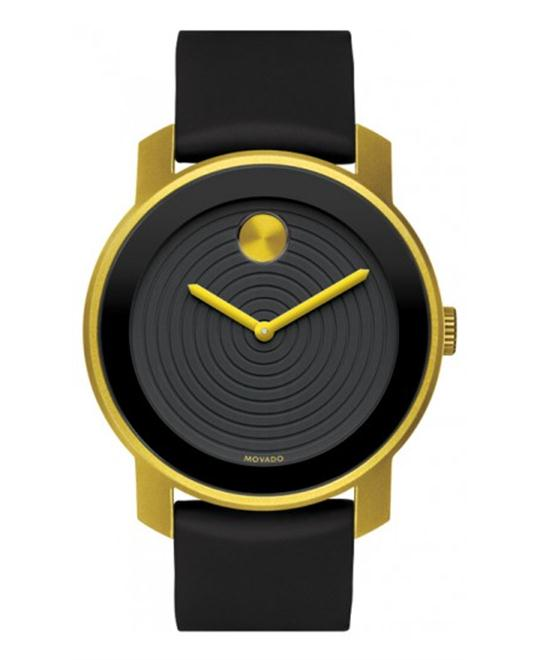 Movado Bold Aluminium Mens Watch 43.75mm
